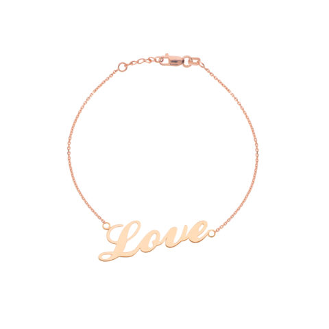 14k Gold Dainty Chain and Diamond Bar Bracelet – Stoned Love by Suzy