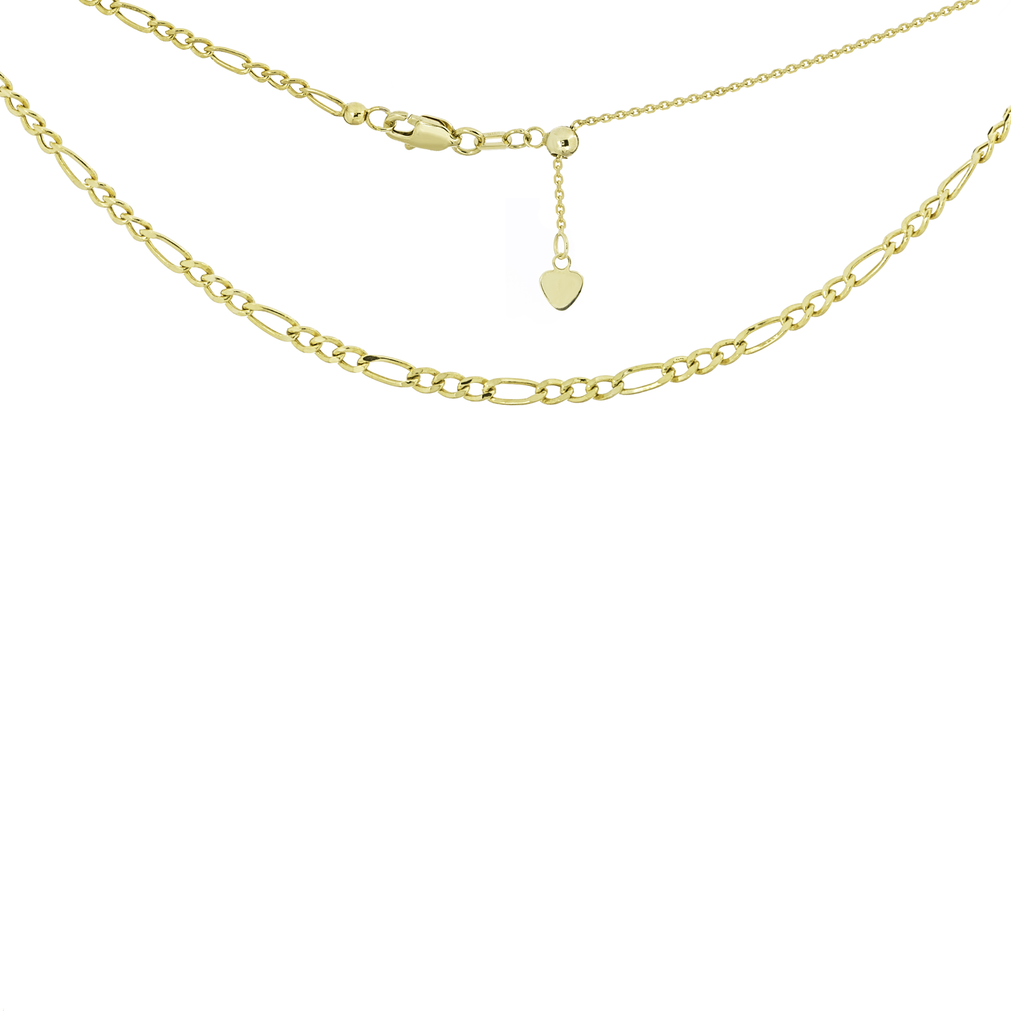 wheat necklace com cut chains chain gold italian amazon diamond dp jewelry white